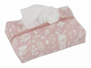 Little Dutch - babydoekjes hoes Adventure pink