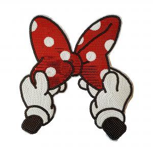 Applicatie - Rode stik met hand