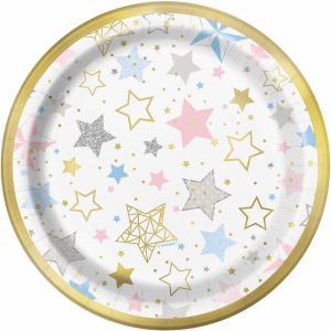 Twinkle star- bordjes 8 stuks