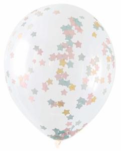 Twinkle star- ballonnen 5 stuks