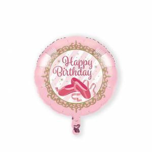 Feestartikelen Ballerina folieballon