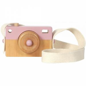 Little Dutch - houten camera roze