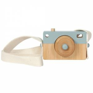 Little Dutch - houten camera blauw