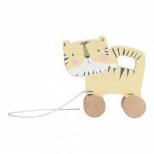 Little Dutch - houten trekdier tijger