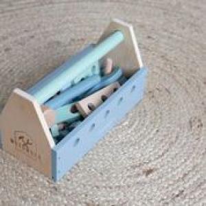 Little Dutch - houten gereedschapskist