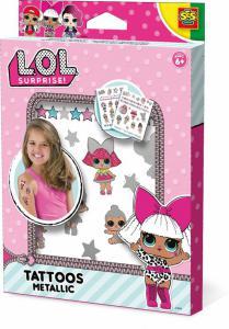 SES L.O.L magic tattoos
