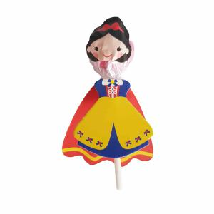 Traktatie Princess Sneeuwwitje  incl lolly