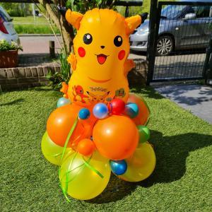 Ballon cadeau - gepersonaliseerd prijs is vanaf 12,95