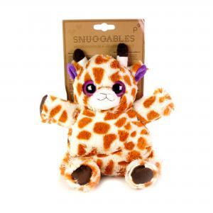Warmies warmteknuffel - Giraffe
