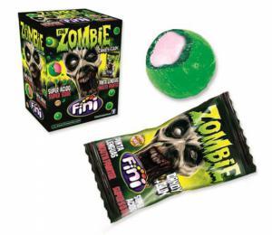 Themasnoep - Zombie candy gum prijs per stuk GLUTENVRIJ