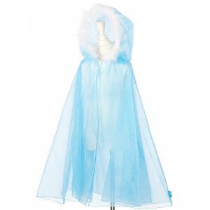 Elsa-cape met zwanendons maat 98-110