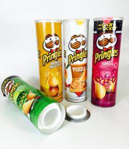 Pringles Stash Can geldkistje bewaarblik cadeaublik. Prijs is per stuk.