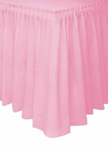 Tafelrok roze