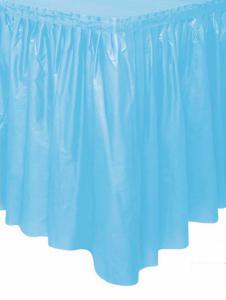 Tafelrok blauw