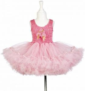 Roze prinsessenjurk merk Souza maat 110-122