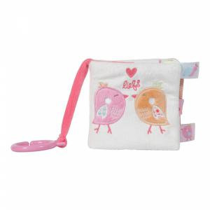 Lief! Lifestyle Buggyboekje Love Bird