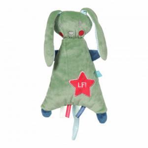 Lief! Lifestyle Knuffelkonijn groen 24cm