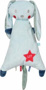 Lief! Lifestyle Knuffelkonijn blauw  40 cm