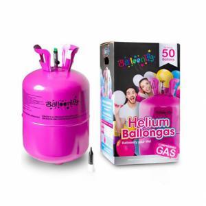 Helium cylinder voor 50 ballonnen