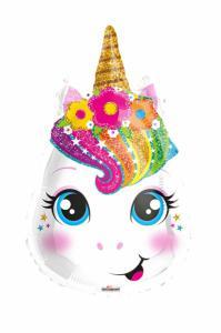 Folie ballon Unicorn