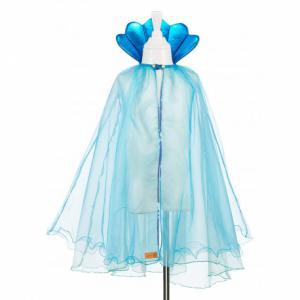 Souza Maryola cape zeemeermin blauw