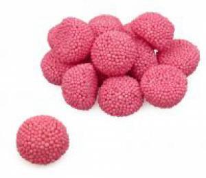 Themasnoep - Jelly snoepjes roze prijs is per 100gram