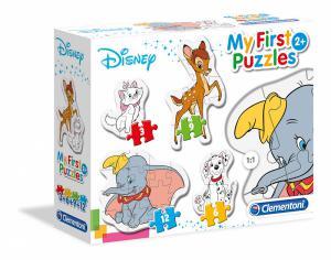 Disney My first puzzel 4-stuks Dombo