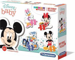Disney My first puzzel 4-stuks Mickey