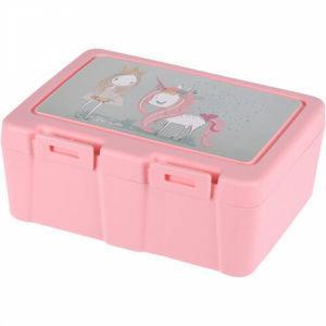 Lunchbox Roze Unicorn en princess