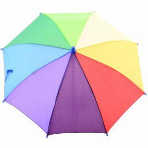 Paraplu - kind REGENBOOG