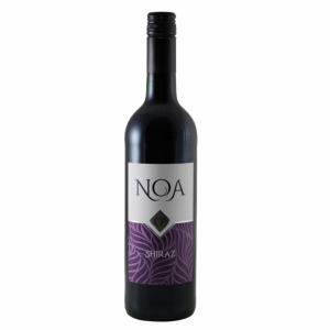 Noa Syrah 0,75cl alcoholvrij rode wijn