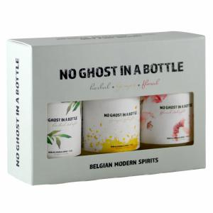 No Ghost in a Bottle Mini collection (3x 100ml)