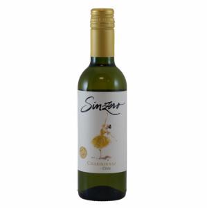 Sinzero Chardonnay (0,375 liter) Witte alcoholvrije wijn