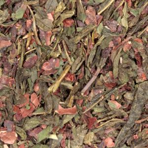 Mint en Choco thee 50-gram (biologisch-groene)
