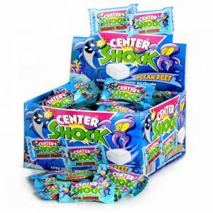 Shock center kauwgom - Ocean reef - per stuk