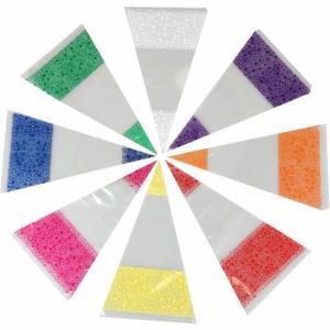Puntzak cellofaan 16x30cm - Diverse kleuren