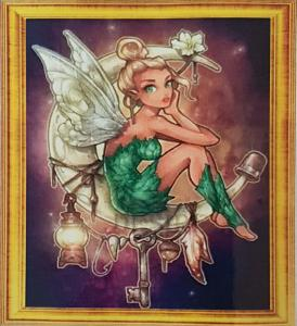 Diamond Painting Elfje 20 x 30 cm