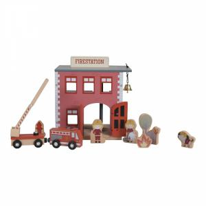 Little Dutch - Houten brandweer kazerne