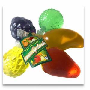 Fruit splash - Diverse kleuren (prijs per stuk)