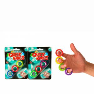 Magnetische ring glow in the dark