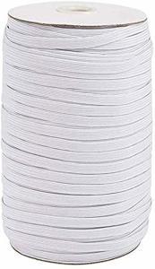 Plat elastiek 4mm prijs is per meter