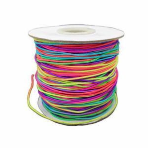 Sieraden elastiek 1mm prijs is per meter