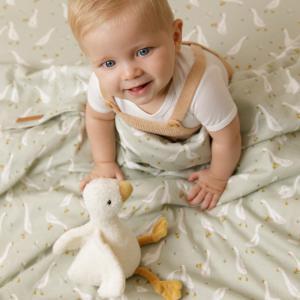 Knuffel kleine Gans/little Goose - Little Dutch