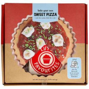 Lilys Sweet Pizza - Maak je eigen taart pizza