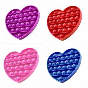 Pop-it Bubble pop HART prijs per stuk - Diverse kleuren