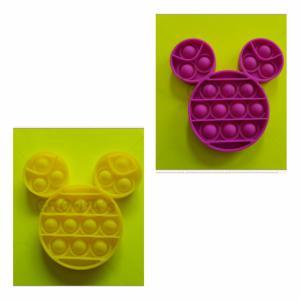 Pop-it Bubble pop prijs per stuk - Mickey mouse twee verschillende kleuren