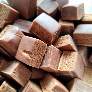 Fudge Chocolade 100 gram
