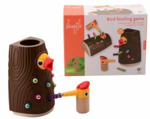 Vogel voederspel- Joueco