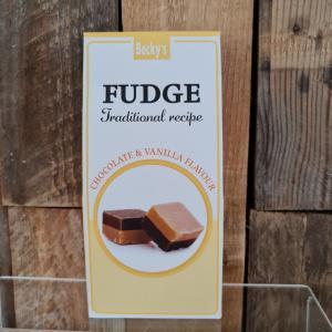 Fudge Choco Vanille, 175gr HALAL
