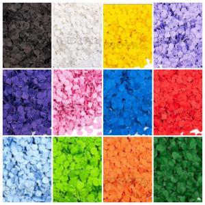 Confetti - 100gr - Diverse kleuren